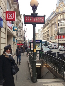 In Paris, there's a subway station every 400 metres or so, yet their Métro is cheaper than our TTC.
