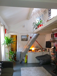 ,200 per square foot  loft in Paris