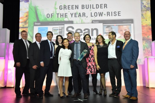Green Builder of the Year LR