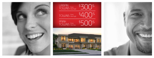 Next Level Townhome Sales At Triumph
